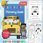 Back to School Memory Book for grades one and two  Back to school memories can now be documented with these worksheet printables and ideas for your...
