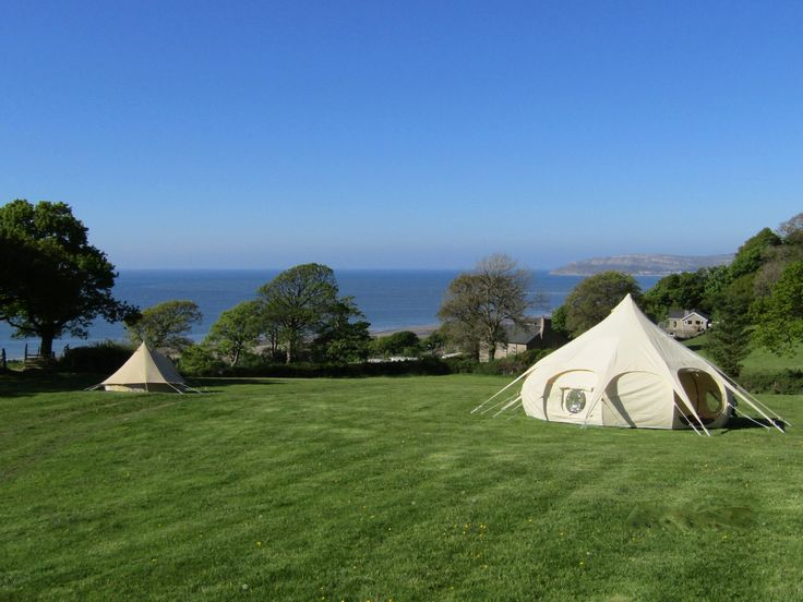 Cool Camping: Campsites & Glamping in the UK and Europe