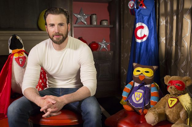 Chris Evans Is Reading A CBeebies Bedtime Story (They Have Upped Their Game)