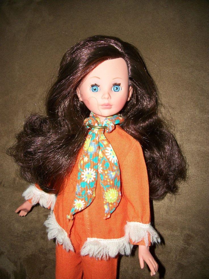 "Vintage 1965 Italo Cremona CORINNE Fashion Doll 15"" ITALY EXCELLENT CONDITION!!! | eBay"