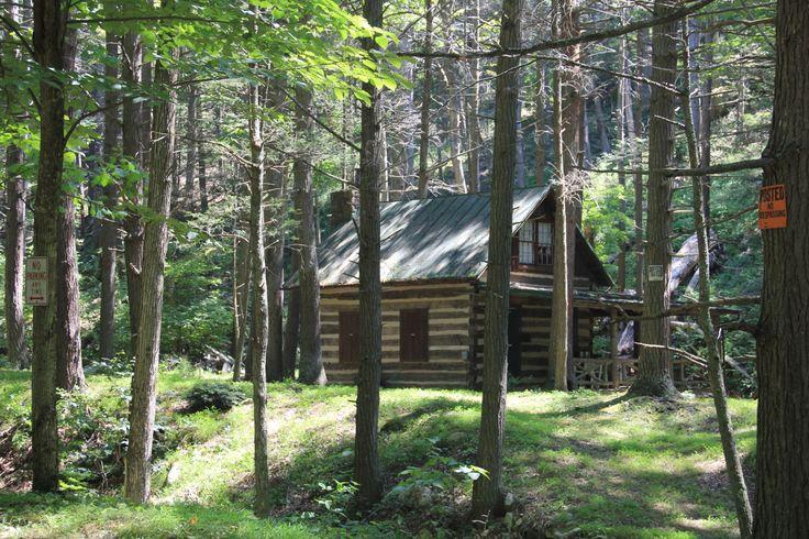 62 best images about log cabins on pinterest old barns for Log cabins in shenandoah valley