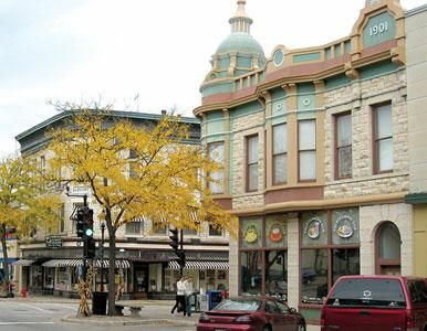beautiful wisconsin    ... magnificent City of Waukesha , Wisconsin. Famous for very many reasons
