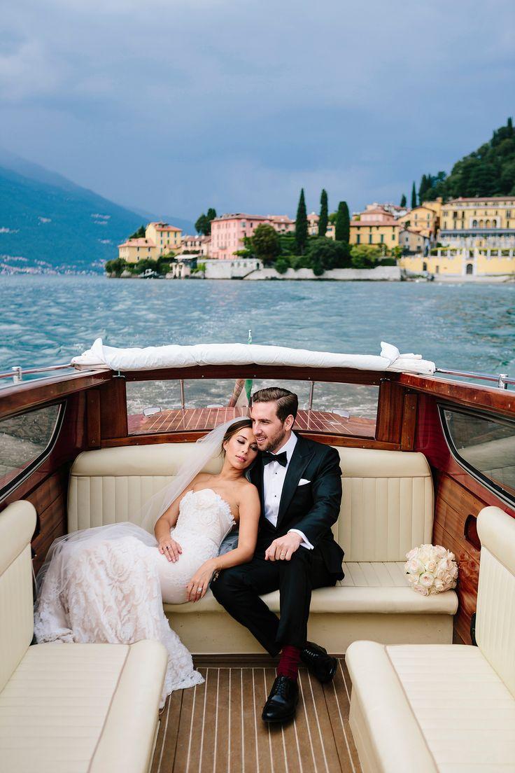 Featured - Lake Como Wedding