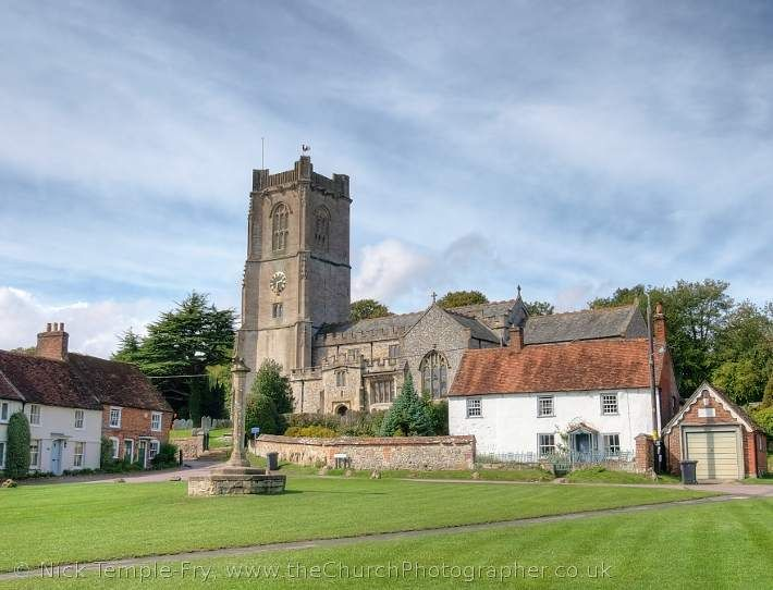 Aldbourne, Wiltshire, UK.  Otherwise known as Devil's End.