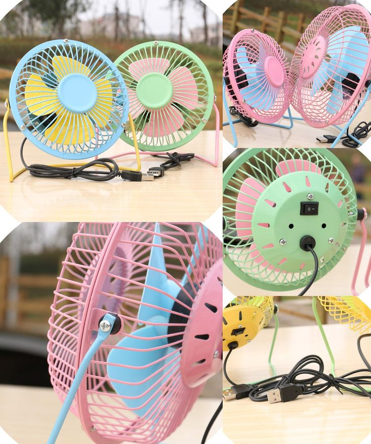 [Visit to Buy] Cute Metal Mini Protable PC Laptop USB Fan 360 Degree Rotation Ultra-quiet Summer Home Office Desk Electric Cooling Fan #Advertisement