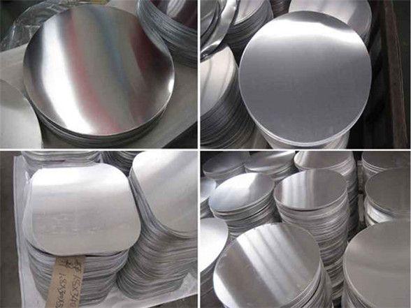 Reasonable Price 1050 H14 Aluminum Circle Sheet Aluminium Plates Circle