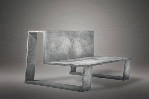 Ein Sessel aus Beton   Kunst & Design   Magazin   Cascade Magazin