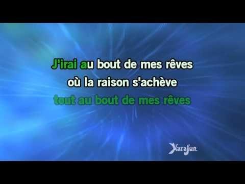 Karaoké Au bout de mes rêves - Génération Goldman * - YouTube