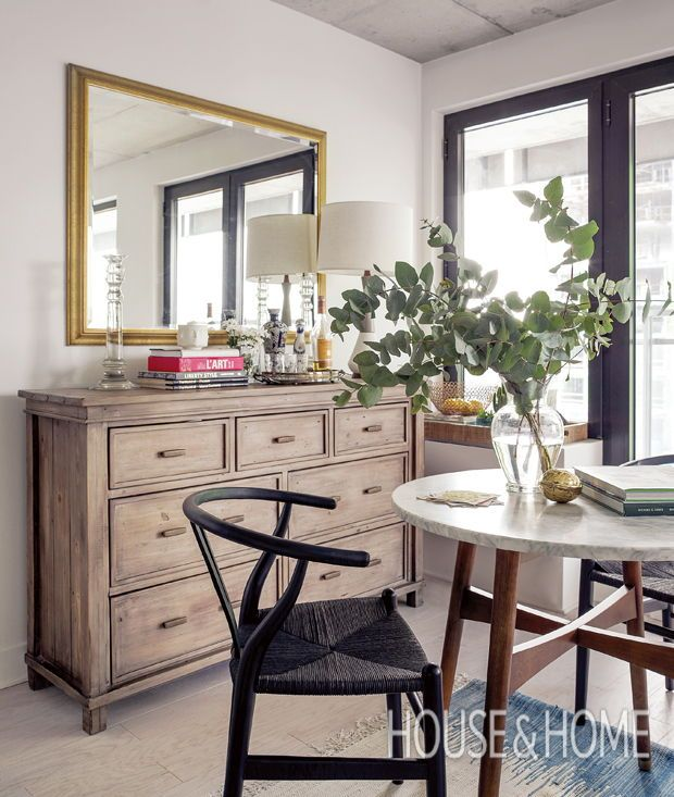 20 Small Dining Room Ideas On A Budget: No Budget For Built-Ins? Find 20+ Freestanding Storage