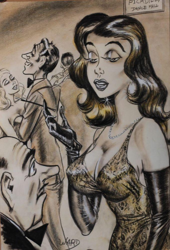 Women Porn comics hand drawn wife