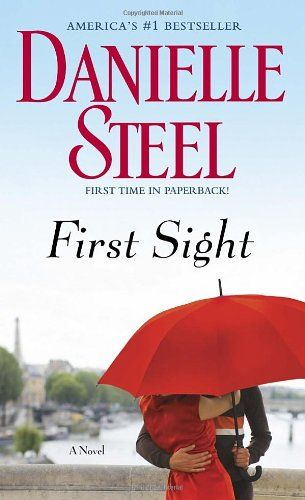 First Sight: A Novel by Danielle Steel http://www.amazon.com/dp/0440242053/ref=cm_sw_r_pi_dp_cXJLtb12F49NTAAB