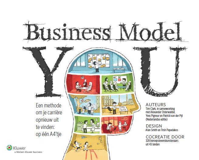 Maak je eigen business model. Weet wat je anderen te bieden hebt.