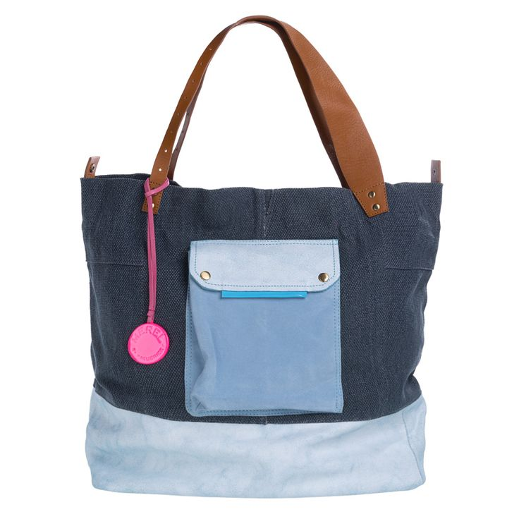 Merel by Frederiek Lipstick Pastel Baby Bag (clear water) - Travelbags.nl