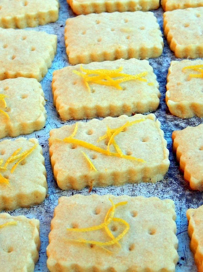 Mézes finomságok...: Skót vajas keksz...