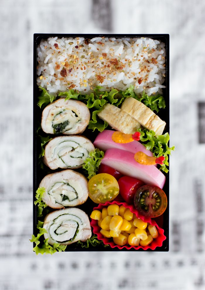 Hoy bento 20 chicken rolls bento bento rolls and for 0 5 japanese cuisine
