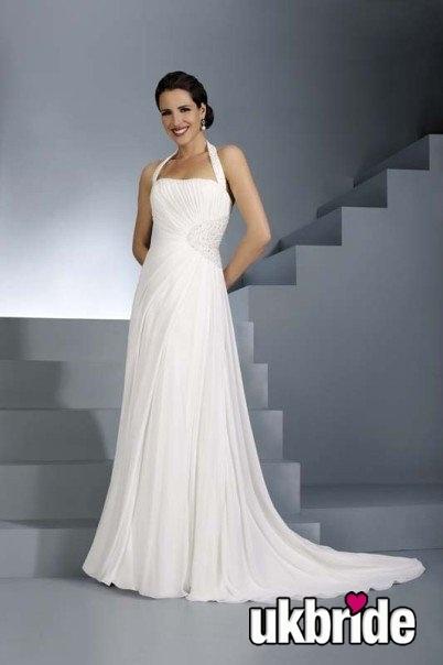 Halter-neck Trudy Lee dress