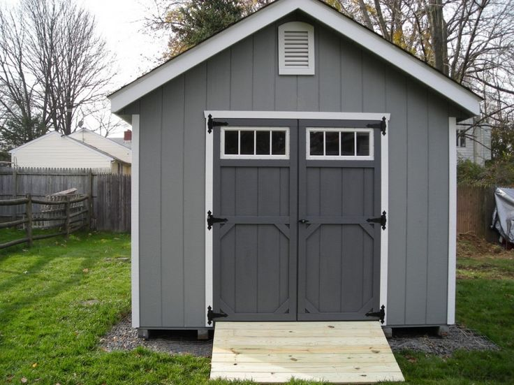 back yard storage buildings | Finding Ideas for Outdoor Storage Sheds: Simple Storage Sheds Picture ...