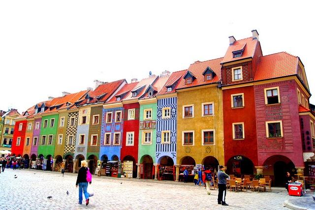 Stary Rynek (Central market square), Bydgoszcz