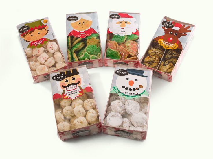 2010 Ellison Bakery Holiday Packaging