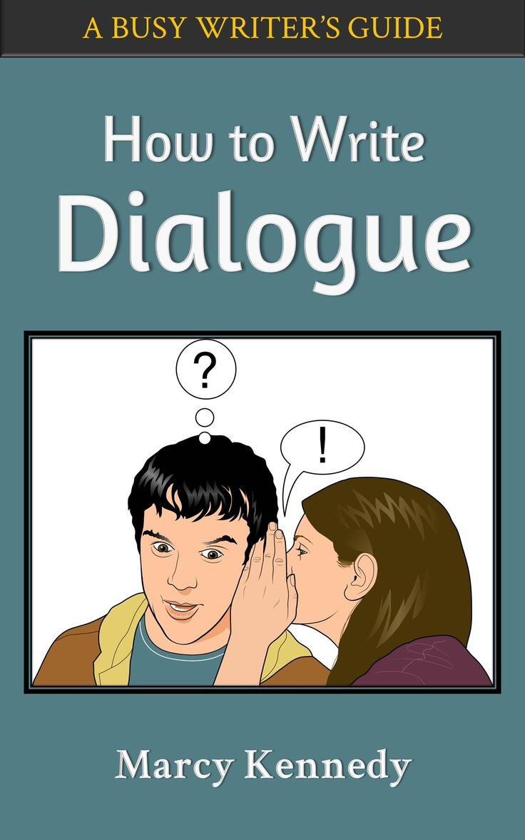 By Marcy Kennedy (@MarcyKennedy) If November was NaNoWriMo, then I'm going to call December Dialogue Month. I have a bunch of dialogue-related goodies to tell you about. The first full-length…