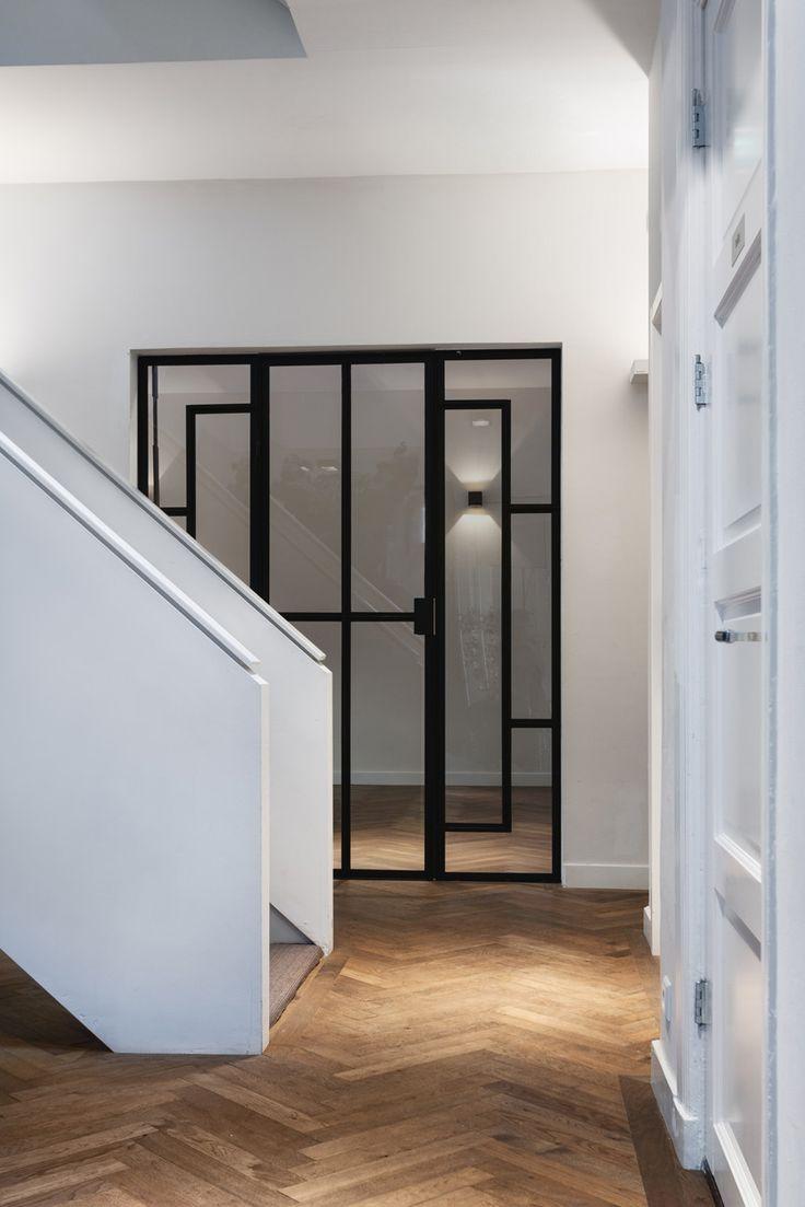Dekru iron framed doors taatsdeuren stalen deuren pivot deuren