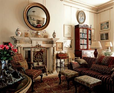 The Lancaster Room, Clarance House.  photographer: Christopher Simon SykesThe Royal Collection © 2009 Her Majesty Queen Elizabeth II