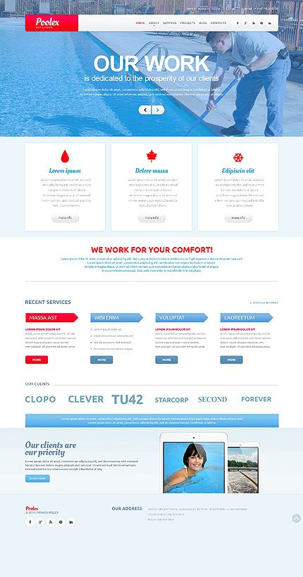 31 best images about cms templates on pinterest creative