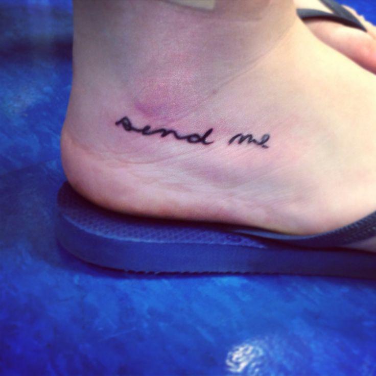 Jesus Fish Faith Tattoo
