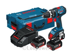 BOSCH Power Tool Batteries, Chargers, Drils