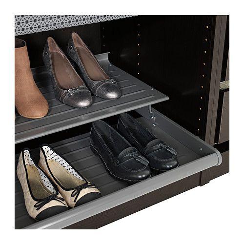 "Ikea Komplement Schuhregal Ausziehbar ~ Über 1 000 Ideen zu ""Dunkelgraue Schlafzimmer auf Pinterest"