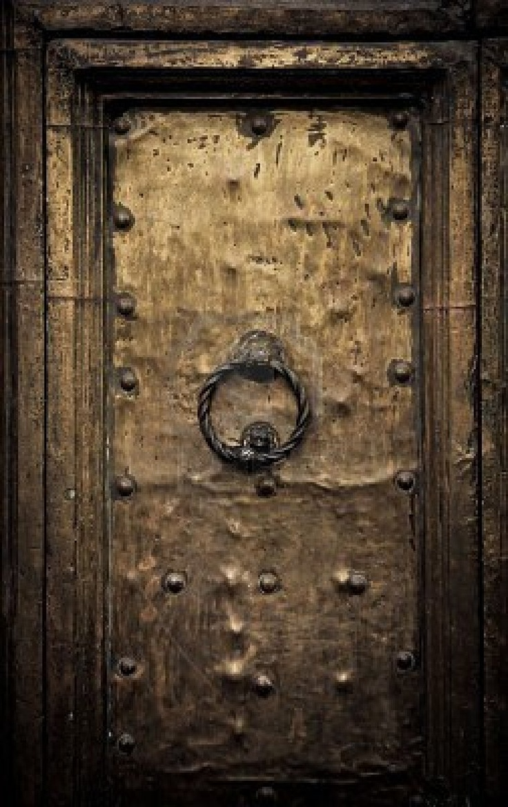 An ancient door in Rome Italy. What lies beyond? & 230 best The Doors of Rome images on Pinterest | Entryway Windows ...