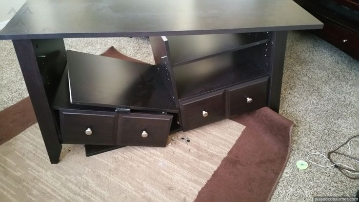 "#SauderFurniture reviews. How to assemble TV stand? ""I bought a Sauder tv stand from Mathis Brothers.My husband put it together correctly according to the instructions and used all hardware except the piece of cardboard in the back..."" http://sauder-furniture.pissedconsumer.com/review-about-tv-stand-from-honolulu-hawaii-20150322611703.html #PissedConsumer #pissed #shopping #furniture #tvstand"