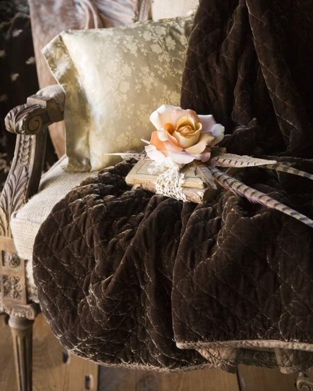 Bella Notte luxurious linens.
