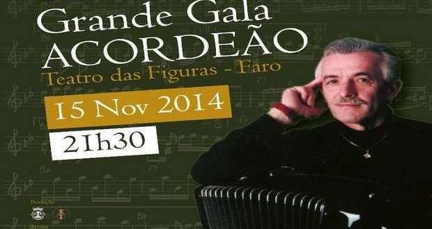 Daniel Rato em concerto, na Grande Gala de Acordeons em Faro!   Algarlife