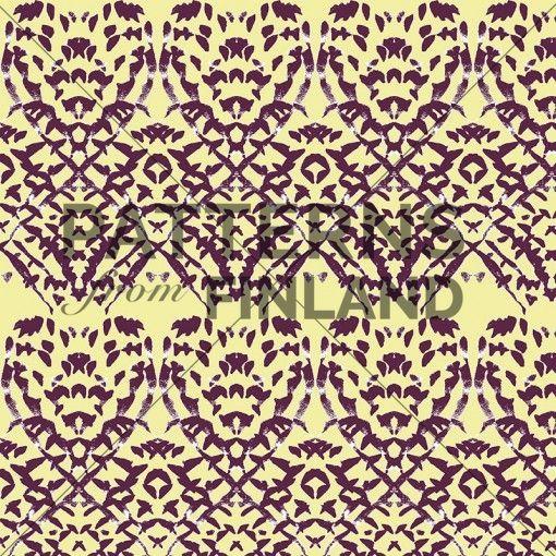 Oriental – Lace by Sari Taipale   #patternsfromagency #patternsfromfinland #pattern #patterndesign #surfacedesign #saritaipale