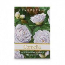 Camelia illatú fiókillatosító kamélia illatú - Rendeld meg online! Parfüm és kozmetikum család az olasz Lerbolario naturkozmetikumoktól