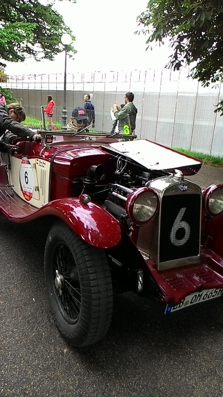 OM 666 SS MM SUPERBA 2200 Anno 1930