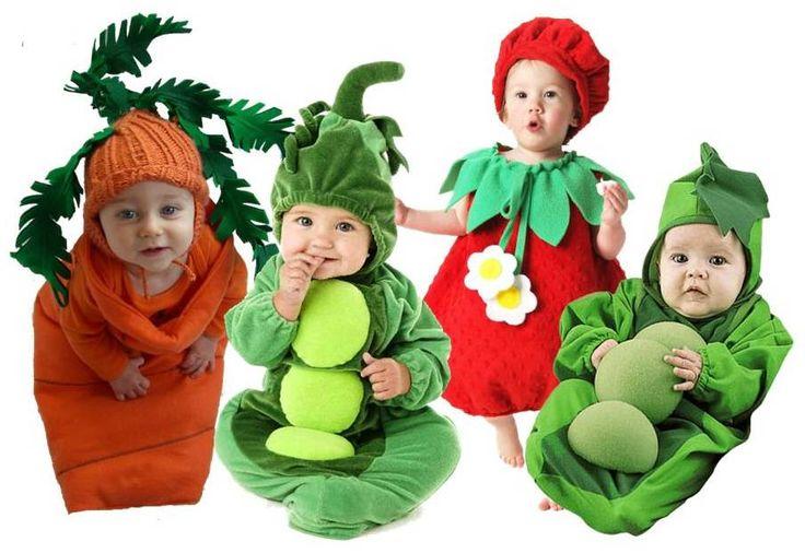 l'ortodimichelle: Carnevale_ piccoli ortaggi