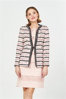 TWEED HER LIKE A LADY JACKET-new in-Trelise Cooper