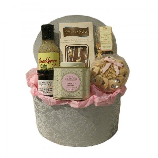 Afternoon Tea Gift Basket