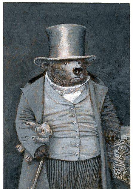Ian Schoenherr: A Bear and His Bear