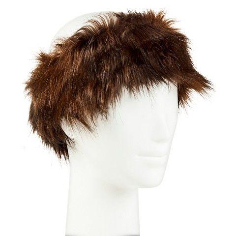 Outerwear Headbands Monk Haircut Look Brown - Merona™