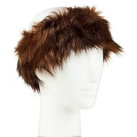 Outerwear Headbands Monk Haircut Look Brown - Merona™