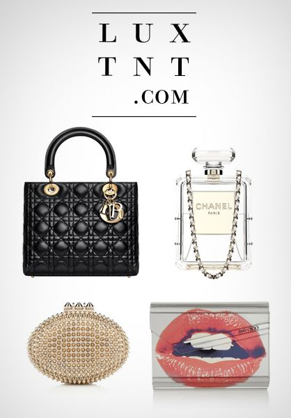 Rent the hottest designer handbags from LuxTNT.com