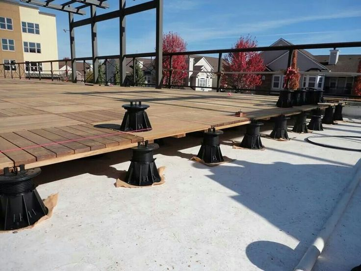 Pedestals Pedestals Pavers Deck Tile Tiles Roof Deck