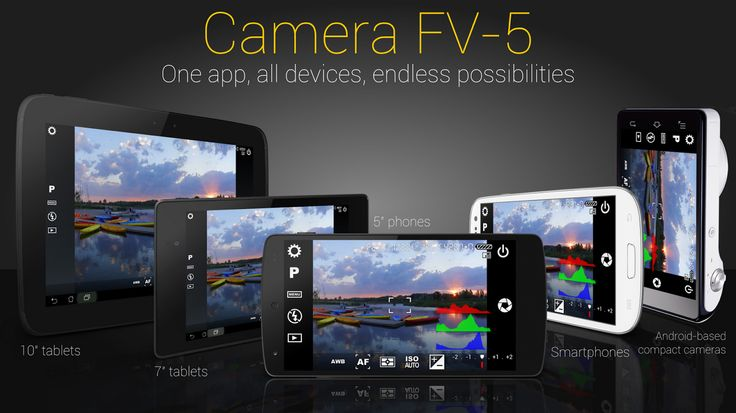 Camera FV-5 update brings DNG Raw capture to Android: Connect