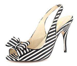 Women's Fashion Footwear : Lunar - Black/White Stripe #sparkshoes #beecroft