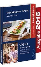 Gutscheinbuch Märkischer Kreis & Umgebung