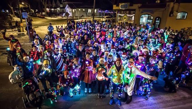 Lighten Up! Fun Run 2017 Saskatoon, SK