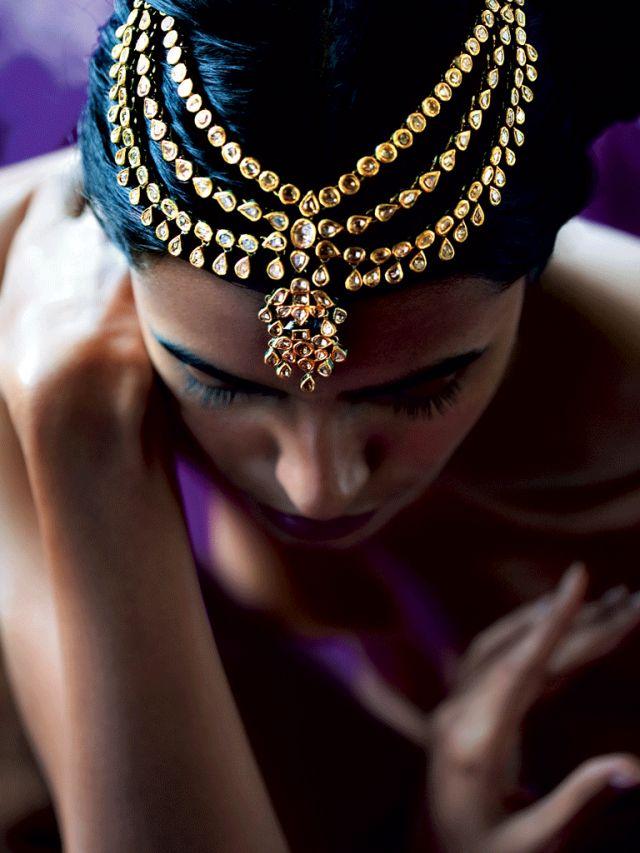 Lakshmi Menonfor Vogue India by Prabuddha Dasgupta